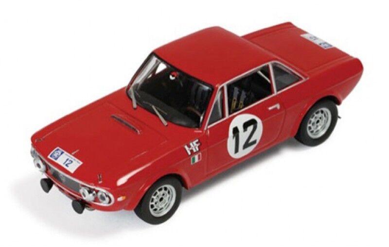 Des affiches pour des cadeaux, des coins coupés à envoyer! Joyeux Noël! 1/43 Lancia Fulvia RAC RALLY 1969 H. Kallstrom | Perpignan  | Nombreux Dans La Variété