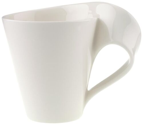 VILLEROY ET BOCH CAF Droitier XL Mug 0.35ltr Blanc