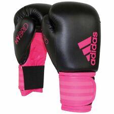 Adidas Hybrid Boxing Gloves Pink 6oz