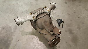 Mazda-RX8-4-4-Diff-complete-with-Housing-Used-Good-Cond-Gearset-will-fit-FD-RX7