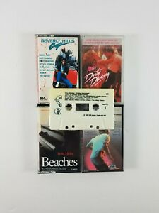Cassette-Soundtracks-Footloose-More-Dirty-Dancing-Beaches-Beverly-Hills-Cop