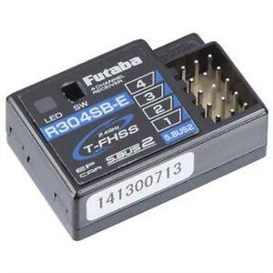 Futaba R304SBE 2.4ghz FHSS RC Remote Control Telemetry RX Receiver T-FHSS TFHSS