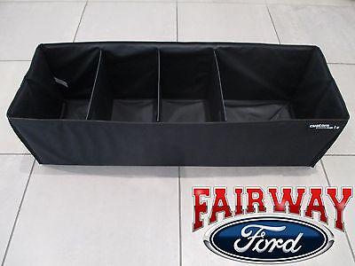 07 thru 19 Edge OEM Genuine Ford Parts Large Soft Sided Cargo Organizer NEW