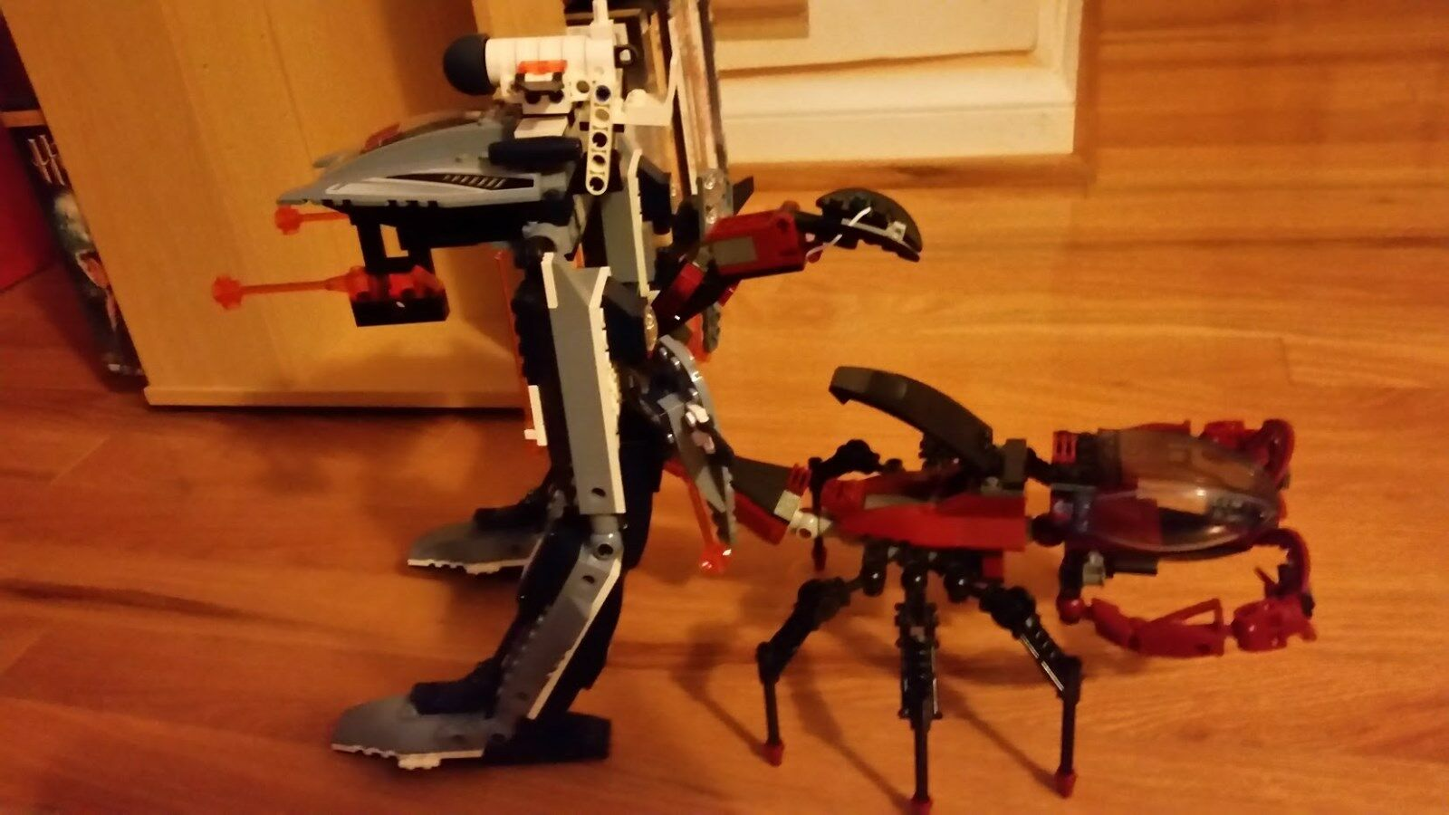 Lego Alpha Team Blizzard Blaster (4770)