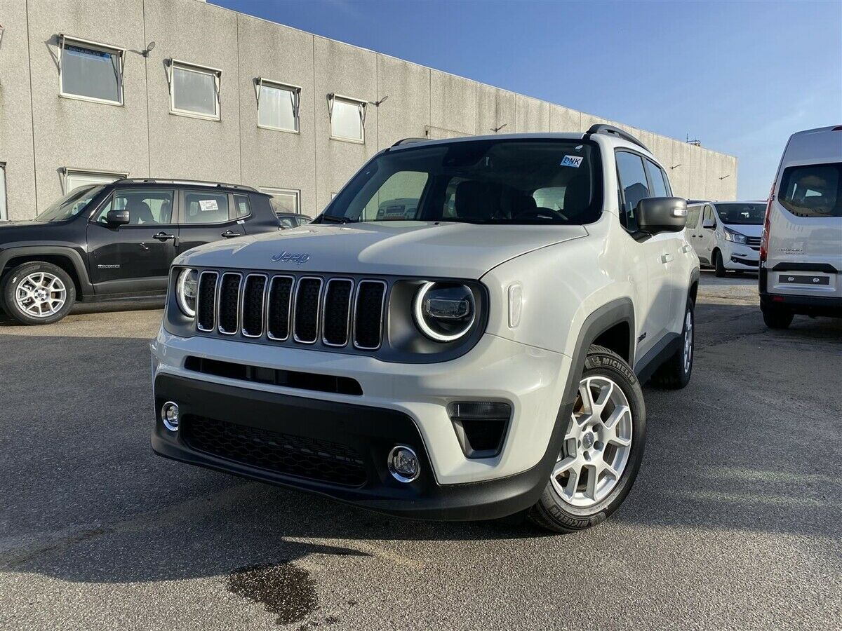 Jeep Renegade 1,3 T 150 Limited First Editon DCT 5d - 296.990 kr.