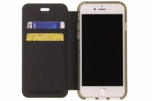 size 40 cf30a 310fc Details about Griffin Survivor Strong Slim Clear Wallet Case Cover for  iPhone 7/8 Black/Clear