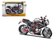 BENELLI TORNADO NAKED TRE TITANIUM BIKE 1/12 MOTORCYCLE BY MAISTO 31179
