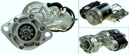 Anlasser FENDT S2,S3,S4 Getriebeanlasser  12V 2,8 kW   9 Zähne