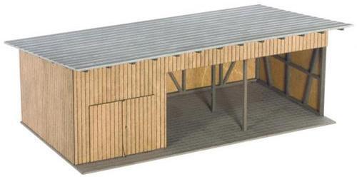 Noch 66710  Open Air Conservazione Taglio Laser Structure Kit Ho  Scala Oo