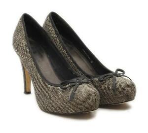 Asos Womens UK Size 5 Brown Heels