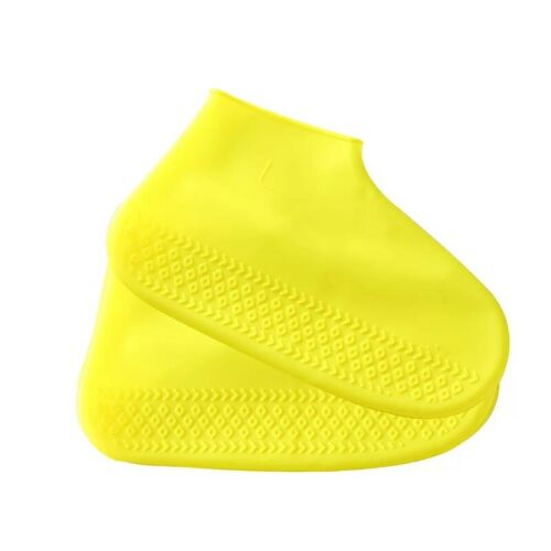 Recyclable Silicone Overshoe Water Rainproof Shoe Covers Boot Cover slip Protect