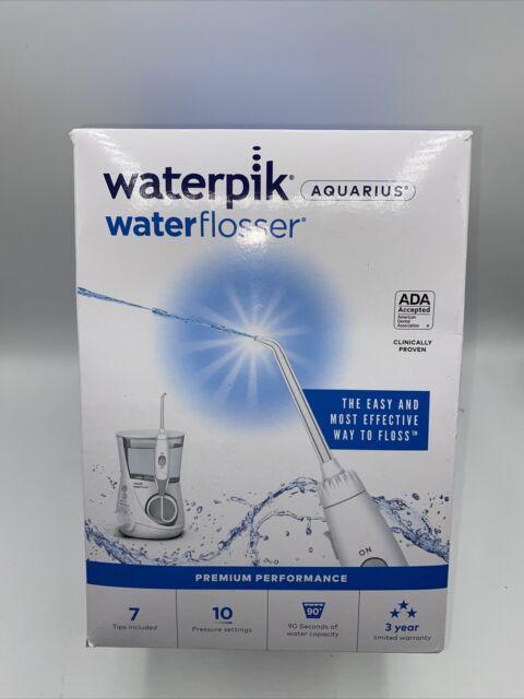 Waterpik WP-660 Water Flosser Electric Dental Countertop Professional Oral White