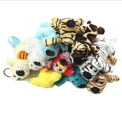 Dog Pet Puppy Practice Squeaker Chew Play Squeaky Toy Plush Cute Sound Toy Gifts