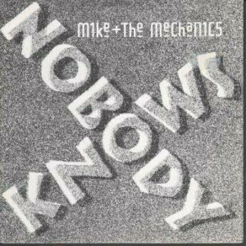 "Mike & The Mechanics Nobody knows (1989)  [7"" Single]"