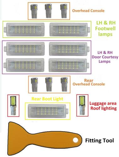 Innenausstattung Full LED White interior light kit LandRover ...