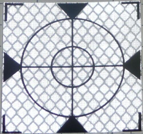 weiß 100 Stück Total Station Reflex Zielmarken 40mm x 40mm