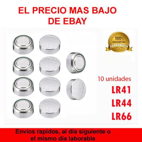 Batteries button lr66, lr41, lr44, new, immediate DESPATCH