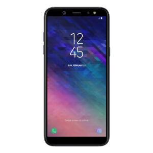 Samsung-Galaxy-A6-2018-A600FN-32GB-5-6-039-ITALIA-NUOVO-Smartphone-Android-Nero