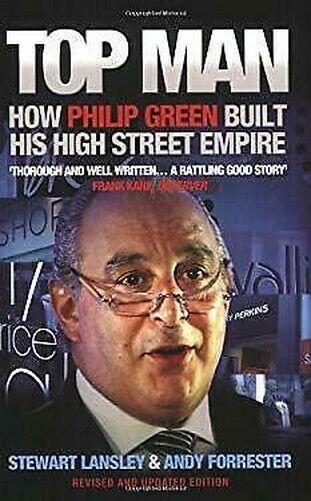 Top Man: How Philip Grün Eingebaut Seine High Street Empire Stewart