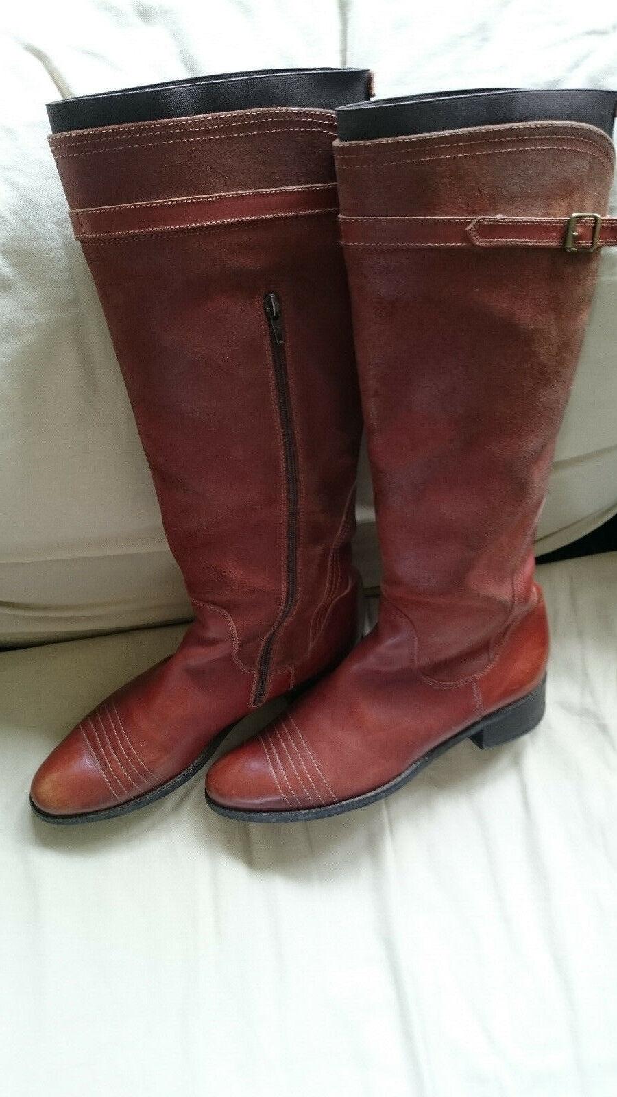 MAX MARA  Stiefel Stiefelette Stiefel Stiefelies 41 NP  wNeu UK 8 US 10