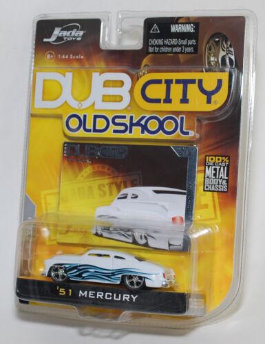 Jada DUB CITY OLDSKOOL /'51 MERCURY WAVE 1 #012 1//64