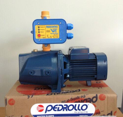 Elettropompa KIT PEDROLLO JSWm 1AX HP 0,85 Autoclave PRESS CONTROL WATERTECH