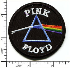 """20 Pcs Embroidered Iron on patches Pink Floyd Rock Band 2.38""""x2.38"""" AP056pA"""