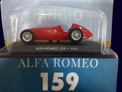 1951 Talbot Lago T26C Diecast 1:43  Fangio Collection Argentina