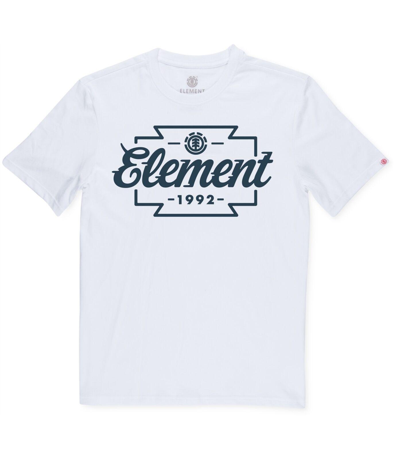 Element Mens Men's Wedge Graphic T-Shirt