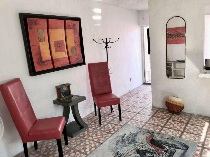 Rento loft departamento amueblado muy equipado en Chapalita