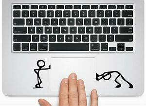 Pushing-Standing-Silhouette-for-Macbook-Trackpad-laptop-Chromebook-Decal-Sticker