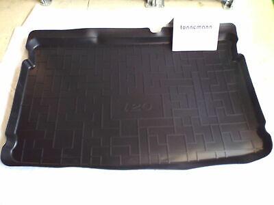 Kofferraum Wanne Schale Matte für Hyundai i20 2 II GB Hatchback 2014 Boden hoch