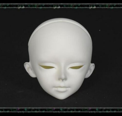 1/3 BJD Doll Head Single Head No make up -White color 40#