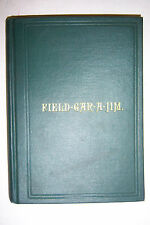1880 FIELD-GAR-A-JIM Not By H.W.L. First Edition. Frontispiece illustration