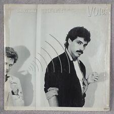 """DARYL HALL JOHN OATES 1980 Voices 12"""" Vinyl 33 LP POP ROCK  Kiss On My List VG"""