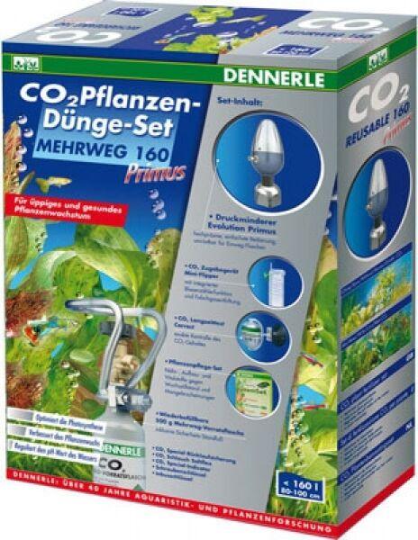 Co2 pianteFERTILIZZANTISet merenda 160 Primus