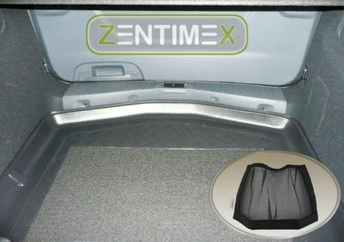 Kofferraumwanne Klett-Organizer für Ford C-MAX CMAX C MAX 2 Facelift Van KombD