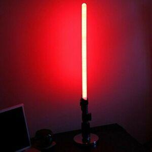 Details About Star Wars Desk Lamp Lightsaber Darth Vader Version 790 Mm 4589974746672