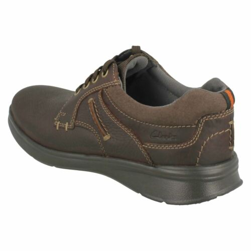 Mens Cotrell Plain Lace Up Shoes By Clarks