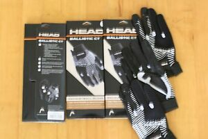 HEAD-RACQUETBALL-GLOVE-BALLISTIC-CT-3-Gloves-Right-Hand-Size-XL-EXTRA-LARGE
