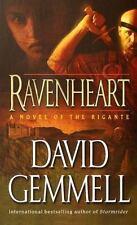 Ravenheart: A Novel of the Rigante (The Rigante Series, Book 3) Gemmell, David