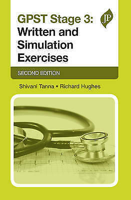 GPST Stage 3: Written and Simulation Exercises (Postgrad Exams) 2nd Edition (Pa.