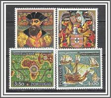 Portugal #1056-1059 Vasco da Gama MNH