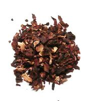 Hibiscus Tea, Cut - 2 Pounds - Uniform Cut Dried Hibiscus Tea Bulk jamaica