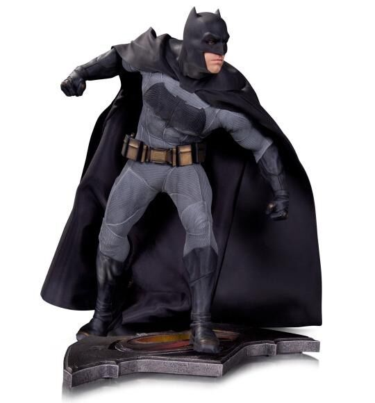 DC Collectibles Batman vs. Superman  Dawn of Justice  Batman Statue NO TAX