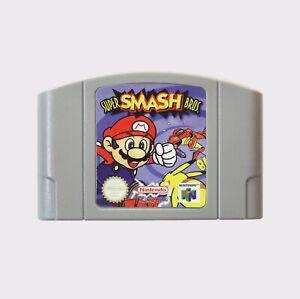 Super Smash Bros (Nintendo 64) N64 NUEVO PAL rápido envío 🇦 🇺