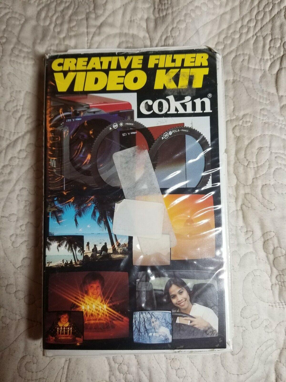 Cokin Snap 49 mm Creative Filter Starter Kit A-Series