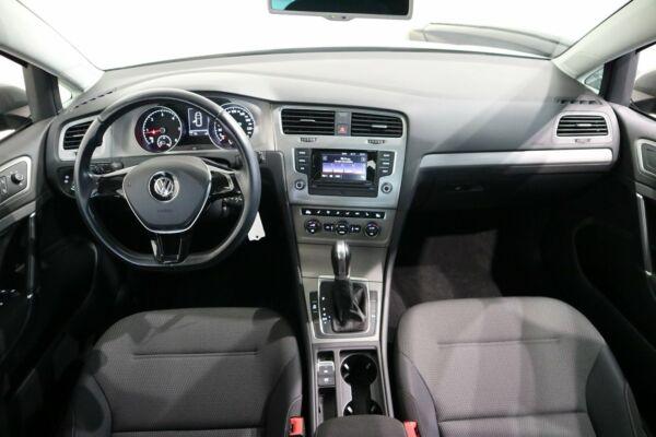 VW Golf VII 1,6 TDi 105 Comfortline DSG BMT - billede 5