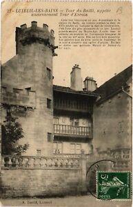 CPA-Luxeuil-les-Bains-Tour-du-Bailli-Anciennement-Tour-d-039-Ebroin-636165