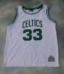 91ce27e3 Image is loading Vintage-Hardwood-Classics-NBA-Boston-Celtics-Larry-Bird-